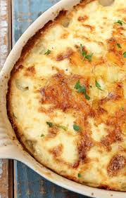 french gratin potatoes dauphinoise how to feed a loon
