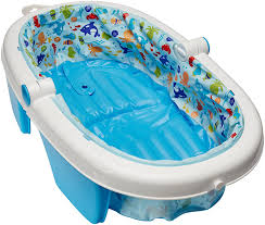 amazon com summer infant fold away baby bath baby bathing