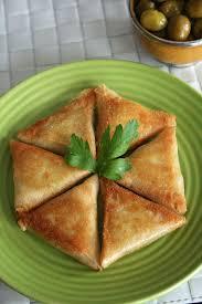 cuisine marocaine brick bricks au poulet et olives cuisine ramadan