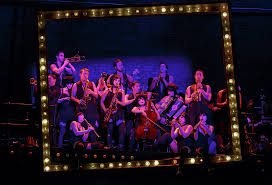 chicago production review cabaret broadway in chicago chicago theater beat
