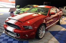 2013 shelby gt500 mustang 2013 ford mustang shelby gt500 snake quietly previewed at