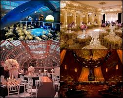 wedding venues in here are the 5 most exclusive wedding venues in new york city