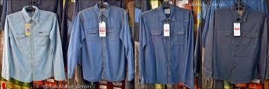 Baju Levis Biru terjual kemeja levis wrangler kaskus