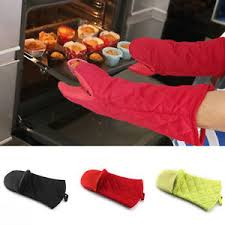 gant de cuisine anti chaleur gant anti chaleur coton cuisine manique four micro ondes cuisson