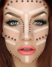 25 best ideas about simple contouring on contouring and highlighting face contouring tutorial and face makeup tips