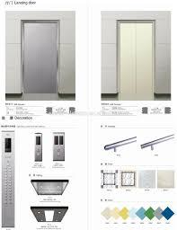 25 of room area machine room passenger elevator with new