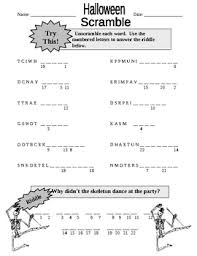 free halloween worksheets tchrbrowne teacherspayteachers com