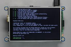 tutorial raspberry pi 2 b 3 b raspian tft displays