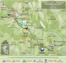 Machu Picchu Map Extreme Adventure Tours Machu Picchu Sacred Valley Action Valley