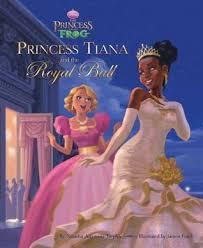 princess frog princess tiana royal ball