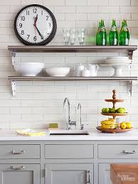white backsplash kitchen white backsplash better homes gardens