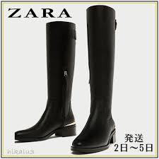 zara womens boots all items for zara womens boots black buyma