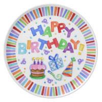 celebration plates celebration plates zazzle