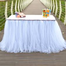 tulle backdrop tulle tutu table skirt kids baby shower birthday party backdrop