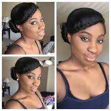 how to style meduim length african american hair easy hairstyles for medium length black hair