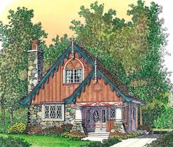 rustic 2 bed dacha house plan 43076pf 2nd floor master suite