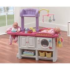 love and care deluxe nursery step2 toys