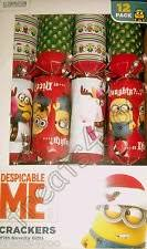 despicable me minions crackers with novelty gifts 12