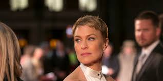 house of cards robin wright hairstyle house of cards star robin wright confirms ben foster engagement