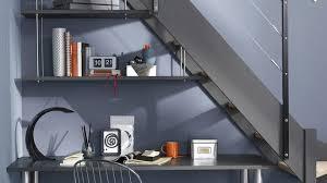 am駭agement bureau sous escalier aménager un coin bureau à la maison