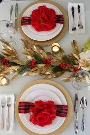 christmas table setting images 20 beautiful christmas table setting ideas