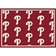 mlb team repeat washington nationals baseball novelty rug kids