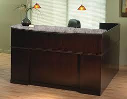 Granite Reception Desk Reception Desk W Granite Counter Free Shipping