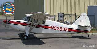 stinson voyager 108 for sale stinson 108 voyager pacific coast air museum flight wing