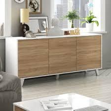 Beech Effect Sideboard Sideboards Wayfair Co Uk