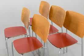 scandinavian modern chairs by jonas lindvall for skandiform set