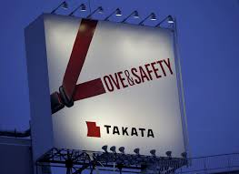 is toyota japanese japanese car companies brace for takata bankruptcy wsj