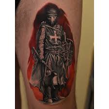 tattoo designs knights templar templar knight leg tattoo tattoo geek ideas for best tattoos