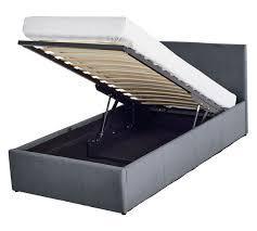 Single Ottoman Bed Buy Hygena Lavendon Single Ottoman Bed Frame Grey At Argos Co Uk