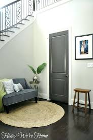 Interior Door Color Front Doors Door Drama 5 Reasons To Black Interior Doors