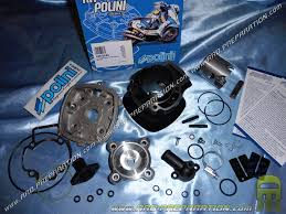 kit 70cc ø47mm polini corsa melting liquid scooter piaggio nrg