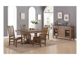 flexsteel wynwood collection sonora casual dining room group with