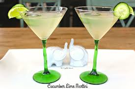 martini hawaiian cucumber lime martini the complete savorist