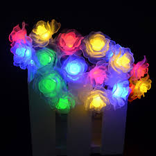 Led Solar Outdoor Tree Lights by Popular Led Solar Flower Light Buy Cheap Led Solar Flower Light