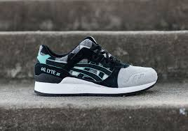 asics black friday this asics gel lyte 3 comes with a flannel tongue u2022 kicksonfire com