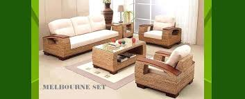 Living Room Wicker Furniture Rattan And Wicker Furniture Creative Of Indoor Rattan Sofa With