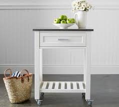 Pottery Barn Kitchen Islands Home Design Ideas Pb Classic Kitchen Storage Cart Small Pottery Barn