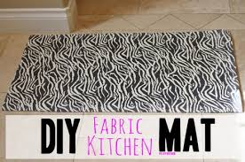 Diy Kitchen Rug Diy Kitchen Mat Sweet T Makes Three