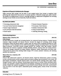 office manager resume template sle office manager resume resume express