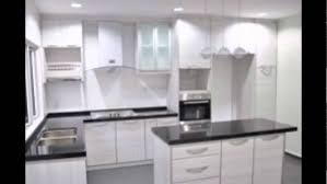 kitchen cabinets no handles white kitchen cabinets without handles youtube