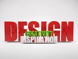 design inspiration words render of words design creativity inspiration stock photo colourbox