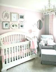 chambre grise et poudré chambre gris et decoration chambre deco chambre bebe fille