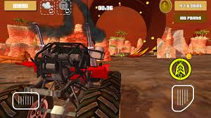monster truck game video monster truck racing hero 3d android apps on google play