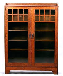 craftsman style bookcases bookcases mission style craftsman style
