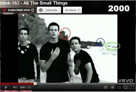 Blink 182 Meme - blink 182 made fun of one direction 11 years before they existed