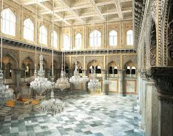 Palace Design Restoration Of The Chowmahalla Palace Complex Rma Architects